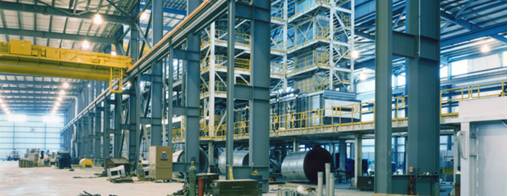 Worthington Industries Steel Processing Facility